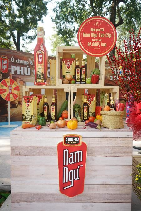 Nam Ngư mang sắc xuân 3 miền vào Lễ hội Tết Việt - Ảnh 7.