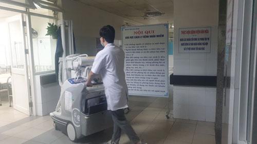 Sẵn sàng ứng phó bệnh viêm phổi lạ - Ảnh 1.