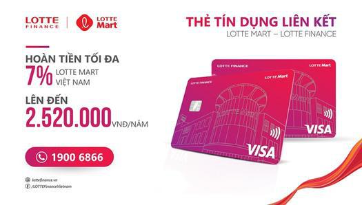 Thẻ tín dụng liên kết Lotte Mart - Lotte Finance: giải pháp mùa mua sắm cuối năm - Ảnh 1.