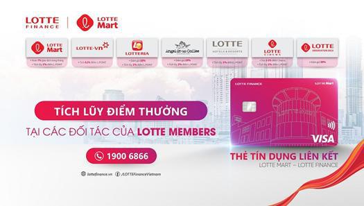 Thẻ tín dụng liên kết Lotte Mart - Lotte Finance: giải pháp mùa mua sắm cuối năm - Ảnh 2.