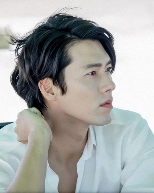 """""""Soái ca Triều Tiên"""" Hyun Bin gây bão mạng với góc nghiêng sắc lẹm - Ảnh 1."""