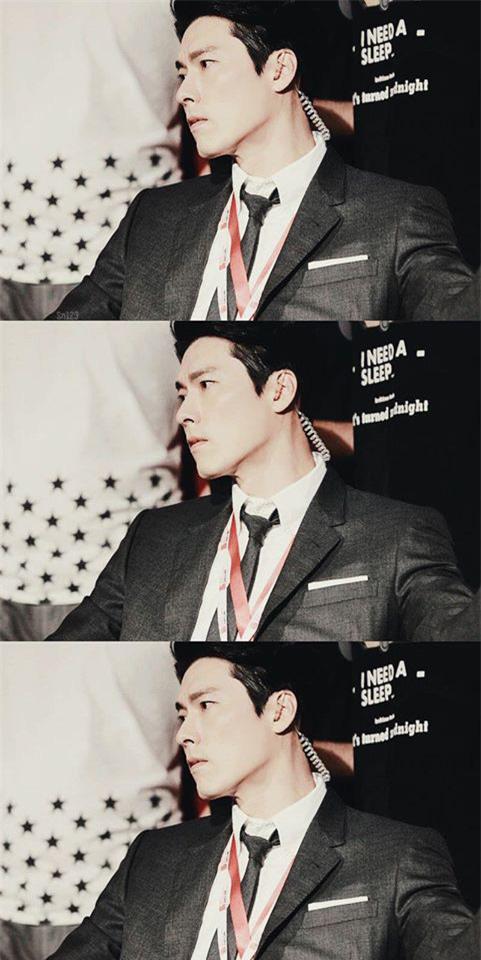 """""""Soái ca Triều Tiên"""" Hyun Bin gây bão mạng với góc nghiêng sắc lẹm - Ảnh 20."""