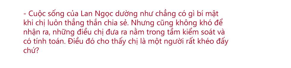 Ninh Dương Lan Ngọc: Chạy nước rút để bứt phá, chưa công bố người yêu! - Ảnh 10.