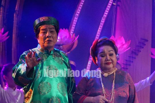 NSND Minh Vương, NSND Ngọc Giàu kể chuyện vui về chuột - Ảnh 5.