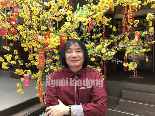 NSND Minh Vương, NSND Ngọc Giàu kể chuyện vui về chuột - Ảnh 3.