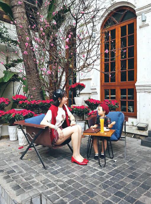 6 quán cà phê tụ tập ngày Tết ở Hà Nội - Ảnh 6.