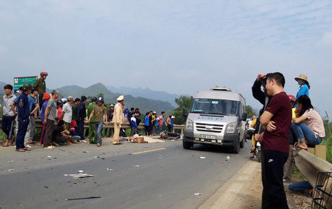 133 người chết do tai nạn giao thông  trong dịp Tết Nguyên đán Canh Tý - Ảnh 1.