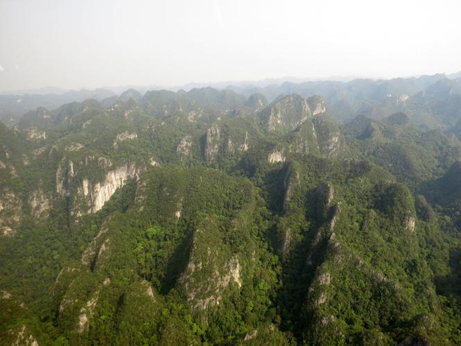 Loài thú cổ tuyệt chủng 11 triệu năm trước bất ngờ xuất hiện ở Quảng Bình - Ảnh 1.