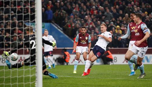 Liverpool run rẩy trước Everton - Ảnh 1.