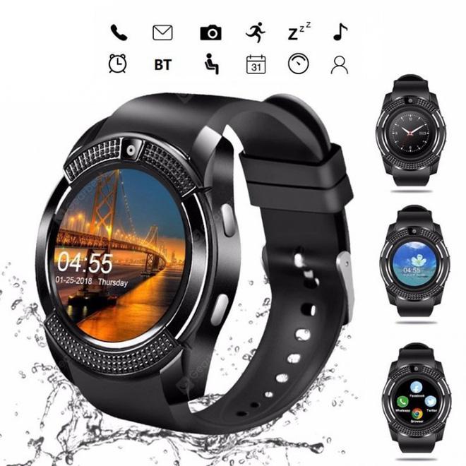 Đồng hồ nghe gọi rẻ nhất thế giới giá chỉ 9 USD - Ảnh 1.