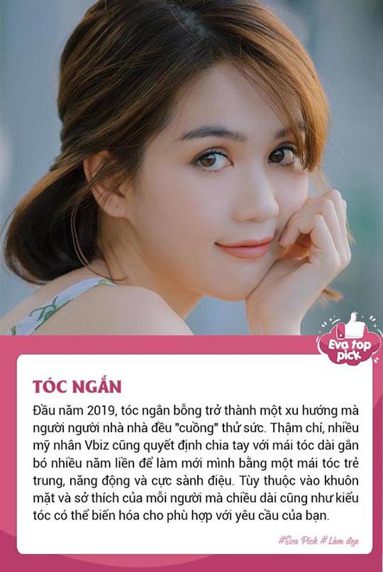 6 trào lưu làm đẹp nổi bật nhất năm 2019 của mỹ nhân Việt - Ảnh 3.
