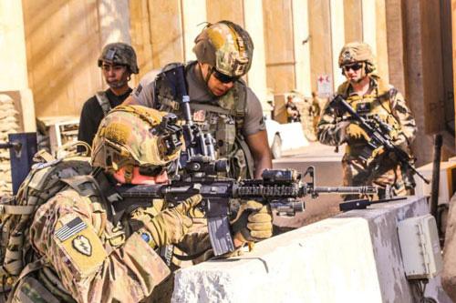 Đến lượt Mỹ - Iraq hục hặc - Ảnh 1.