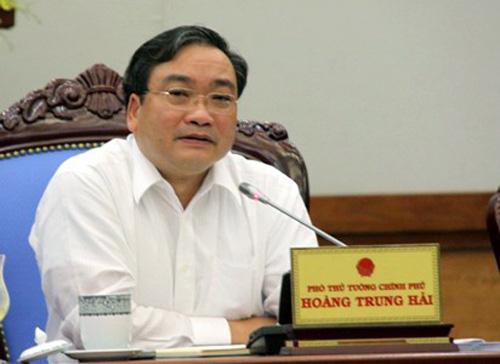 Đề nghị Bộ Chính trị kỷ luật Bí thư Thành ủy Hà Nội Hoàng Trung Hải - Ảnh 1.