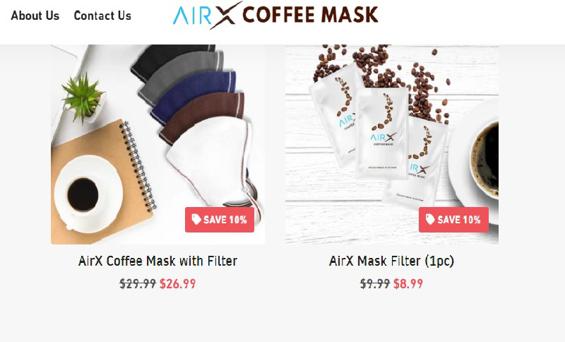 Surprised with a coffee mask costing more than half a million VND each - Photo 2.