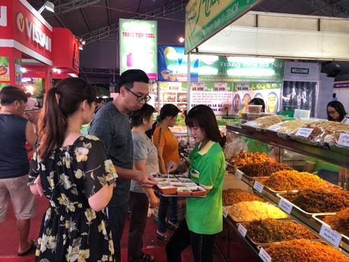 TP HCM mở hội chợ khuyến mại vào tháng 10 - Ảnh 1.