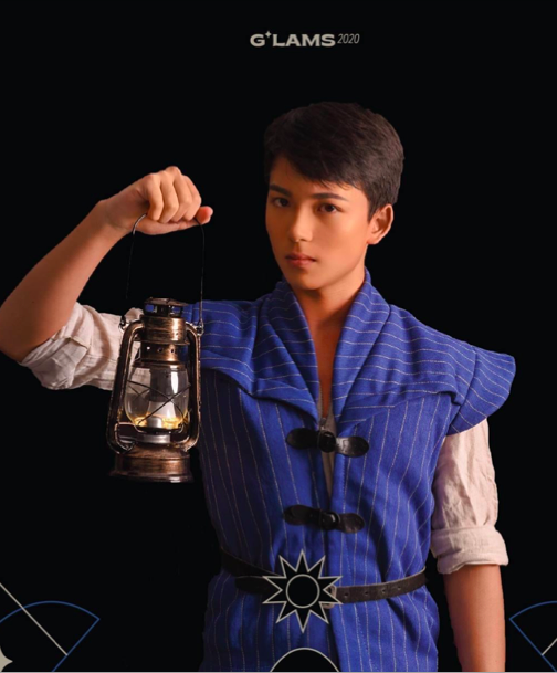 Học sinh trường chuyên Hà Nội trình diễn nhạc kịch trên sân khấu lớn - Ảnh 2.
