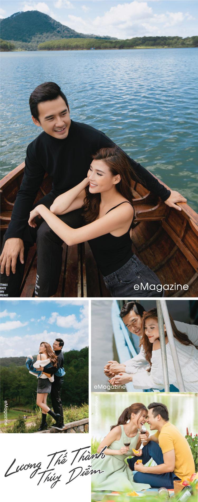 [eMagazine] Cặp đôi Lương Thế Thành - Thúy Diễm mạnh miệng...  tố nhau - Ảnh 6.