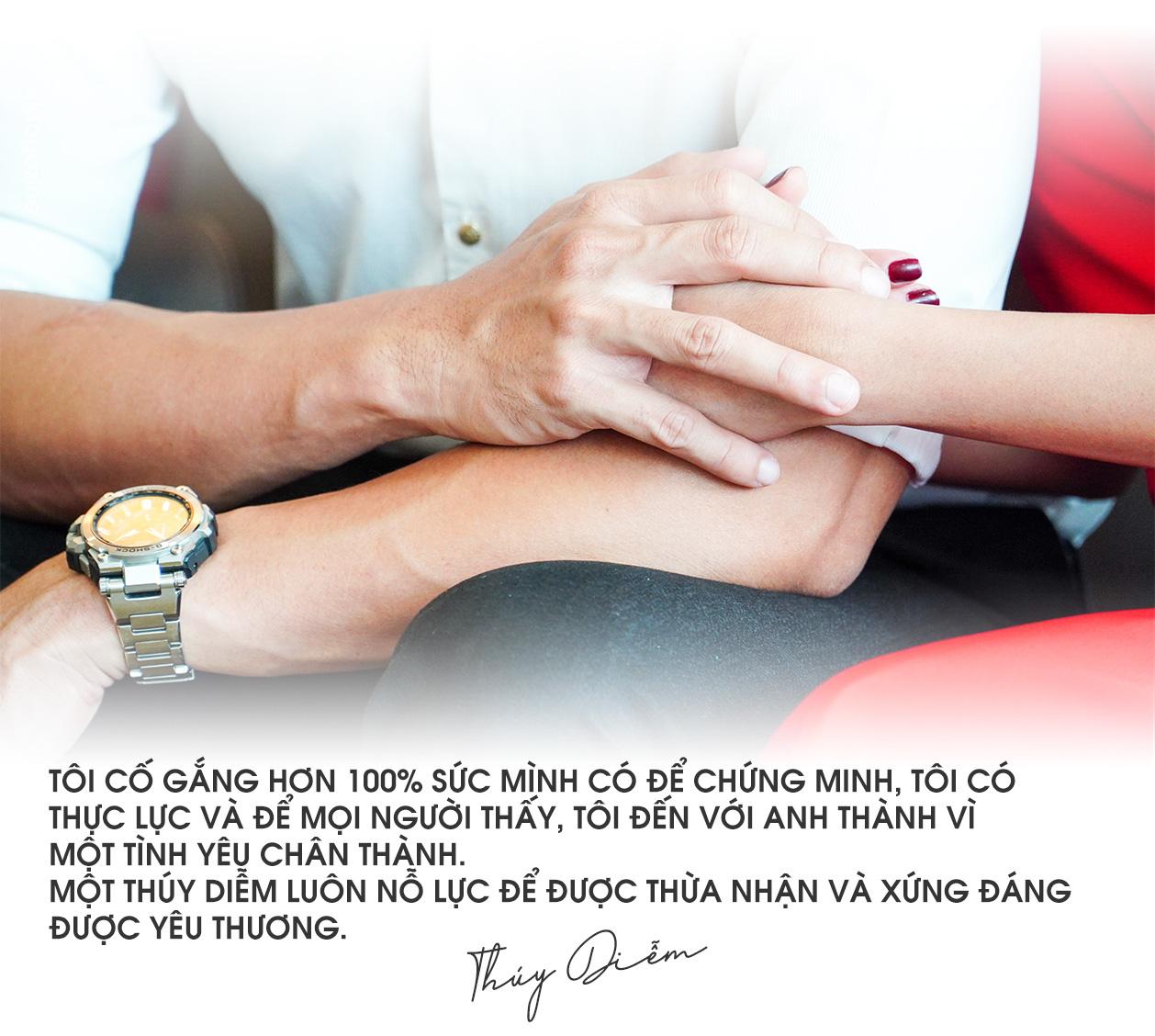 [eMagazine] Cặp đôi Lương Thế Thành - Thúy Diễm mạnh miệng...  tố nhau - Ảnh 7.
