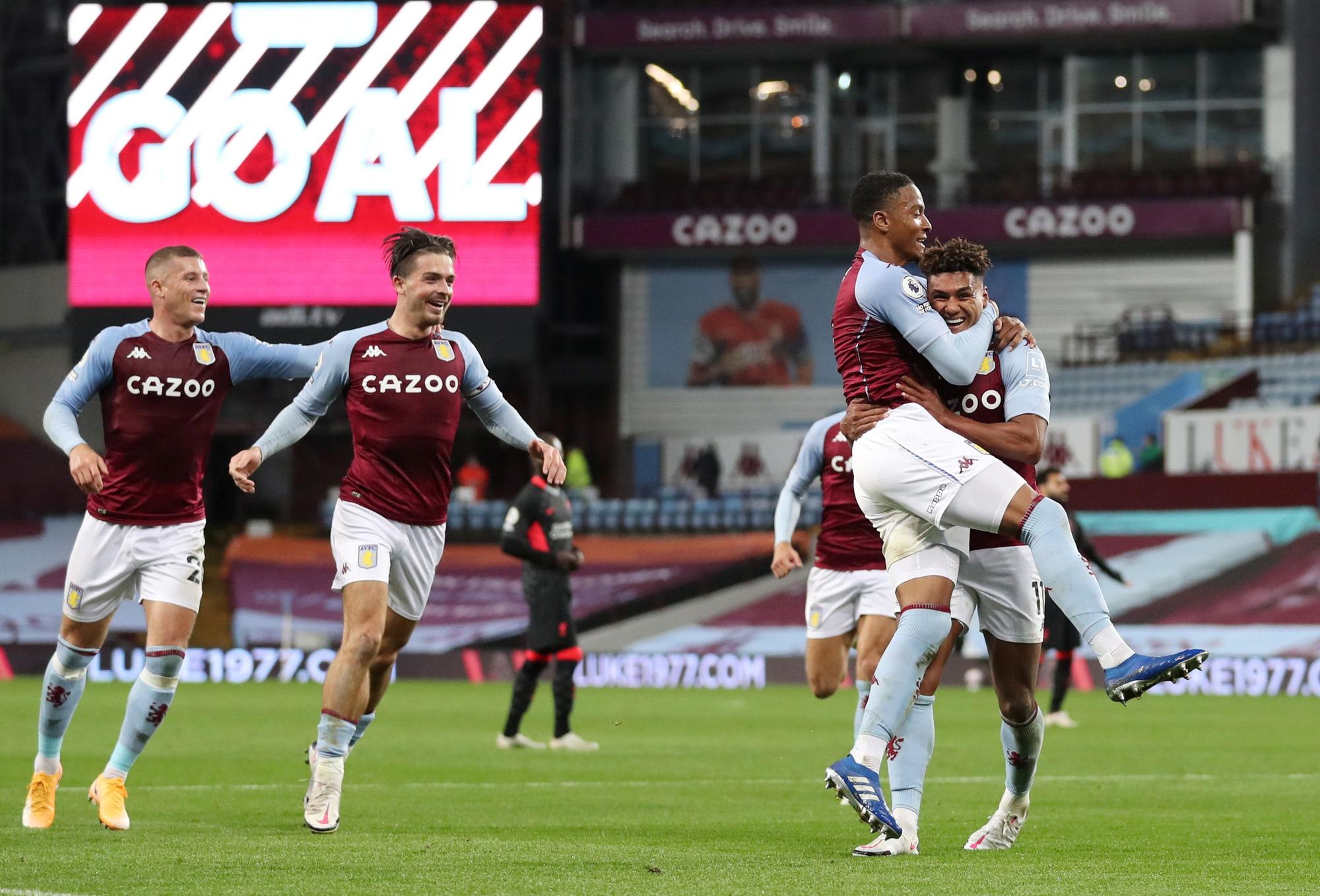 """Aston Villa: Không cam phận """"ngựa ô"""" - Báo Người lao động"""