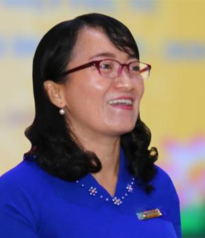 Chân dung 51 Ủy viên Ban Chấp hành Đảng bộ tỉnh Đồng Tháp khóa XI - Ảnh 14.