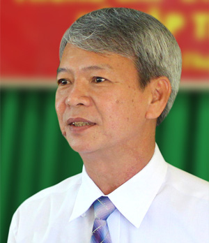 Chân dung 51 Ủy viên Ban Chấp hành Đảng bộ tỉnh Đồng Tháp khóa XI - Ảnh 20.