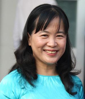 Chân dung 51 Ủy viên Ban Chấp hành Đảng bộ tỉnh Đồng Tháp khóa XI - Ảnh 23.