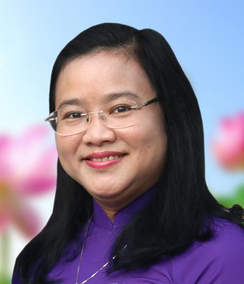 Chân dung 51 Ủy viên Ban Chấp hành Đảng bộ tỉnh Đồng Tháp khóa XI - Ảnh 39.