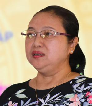 Chân dung 51 Ủy viên Ban Chấp hành Đảng bộ tỉnh Đồng Tháp khóa XI - Ảnh 9.