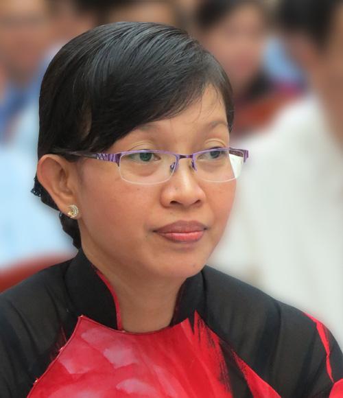 Chân dung 51 Ủy viên Ban Chấp hành Đảng bộ tỉnh Đồng Tháp khóa XI - Ảnh 13.