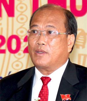Chân dung 51 Ủy viên Ban Chấp hành Đảng bộ tỉnh Đồng Tháp khóa XI - Ảnh 40.