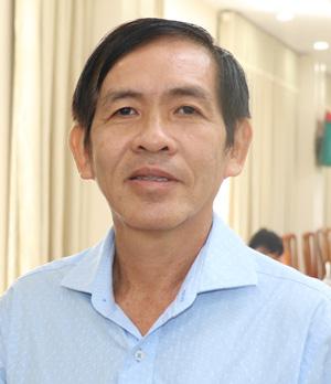 Chân dung 51 Ủy viên Ban Chấp hành Đảng bộ tỉnh Đồng Tháp khóa XI - Ảnh 49.