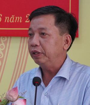 Chân dung 51 Ủy viên Ban Chấp hành Đảng bộ tỉnh Đồng Tháp khóa XI - Ảnh 45.