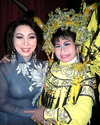 Kỳ vọng của thế hệ vàng nghệ sĩ cải lương trước cuộc thi Trần Hữu Trang - Ảnh 3.