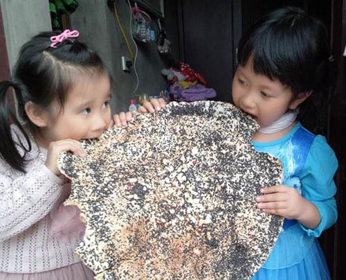 Bánh đa Kế, quà quê vùng Kinh Bắc - Ảnh 1.
