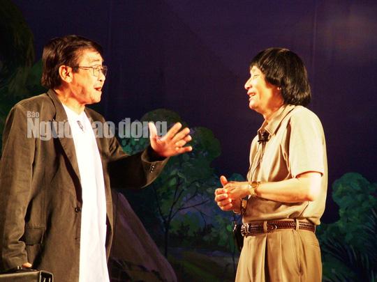 Nghệ sĩ bày tỏ tiếc thương thầy Đề Nam Hùng - Ảnh 3.