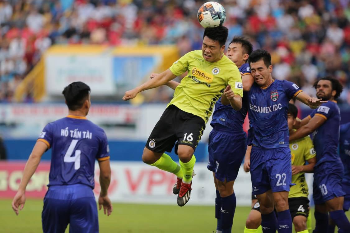 H U00e0 N U1ed9i FC Than Qu U1ea3ng Ninh Ai S U1ebd L U00ean Ng U00f4i U0111 U1ea7u V League