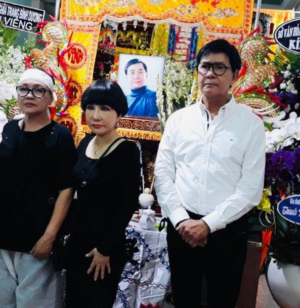 Hàng trăm người tiếc thương tiễn biệt NSƯT Nam Hùng - Ảnh 4.