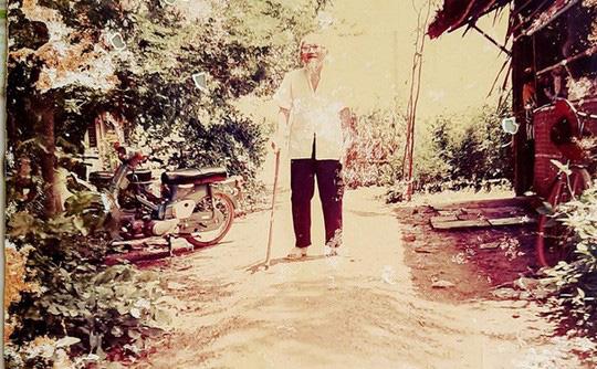 Cuộc thi Từ trong ký ức: Châu An Thuận, Thầy Quẹo và tôi - Ảnh 1.