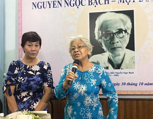 Nguyễn Ngọc Bạch - Một đời sân khấu - Ảnh 1.