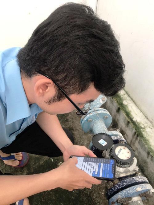 Công ty CP Cấp nước Chợ Lớn: Ứng dụng khoa học công nghệ trong công tác cấp nước an toàn - Ảnh 2.