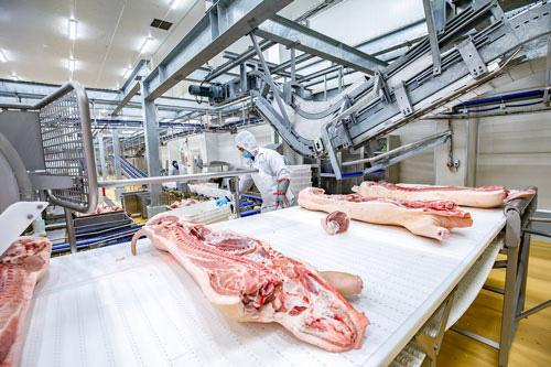 Chính thức vận hành tổ hợp thịt mát thứ 2 tại Việt Nam - Ảnh 1.