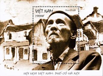 Triển lãm ảnh Bùi Xuân Phái – Trăm năm một tình yêu Hà Nội - Ảnh 1.