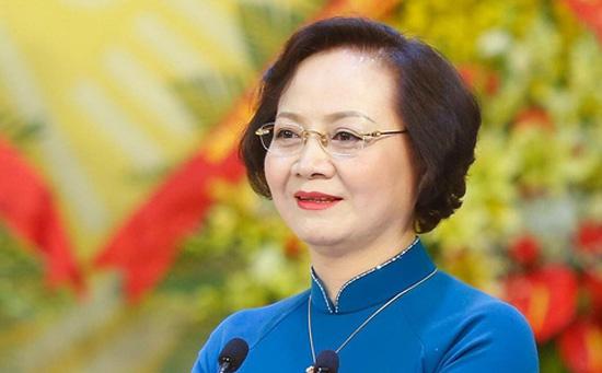 Bà Phạm Thị Thanh Trà phụ trách lĩnh vực nào ở Bộ Nôi vụ? - Báo Người lao  động