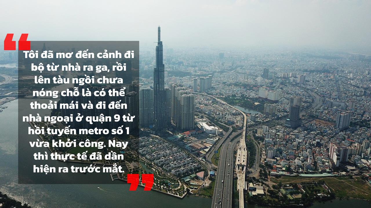 [eMagazine] Metro hối hả về đích - Ảnh 11.