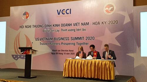 Thương mại và đầu tư Mỹ - Việt Nam sẽ tiếp tục tăng - Ảnh 1.
