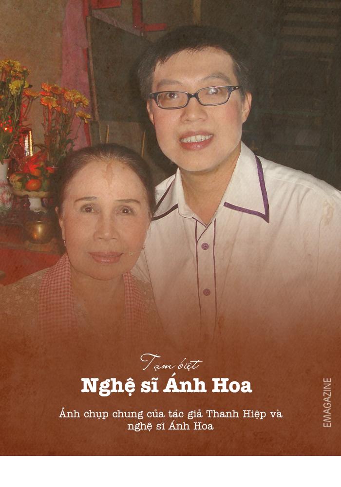 """[eMagazine]  Nghệ sĩ Ánh Hoa về với """"Vua xàng xê"""" Minh Chí - Ảnh 8."""