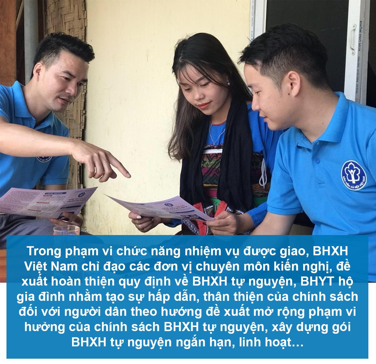[eMagazine] BHXH tự nguyện: Nỗ lực về đích trước hạn - Ảnh 12.
