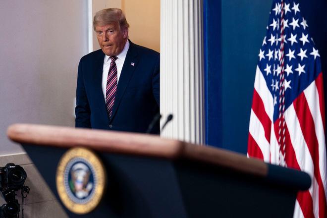 Tổng thống Trump chấp nhận kết quả bầu cử nhưng không nhận thua?  - Ảnh 2.