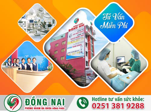 Phòng khám Đa khoa Hồng Phúc: Địa chỉ khám chữa bệnh uy tín tại Biên Hòa - Ảnh 3.