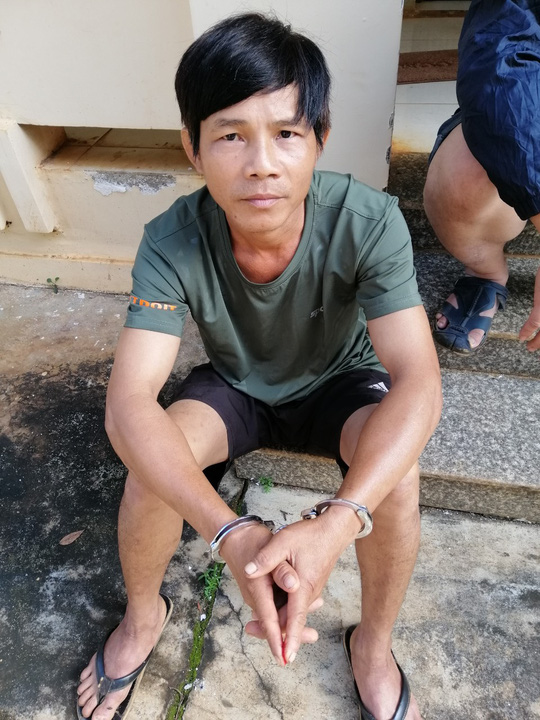 Đà Nẵng: Bắt kẻ hiếp dâm bé gái 9 tuổi rồi trốn truy nã - Ảnh 1.